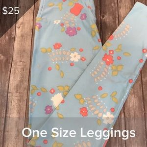 LuLaRoe Pants - 💕🦄LuLaRoe OS Leggings🦄💕